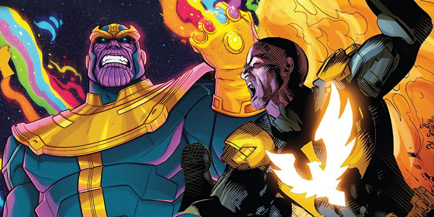 Thane - Son of Thanos