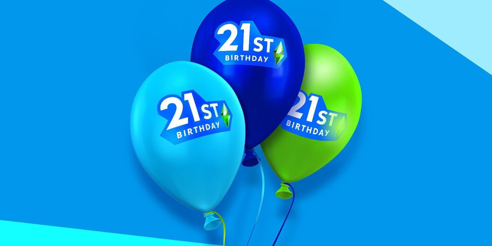 The Sims 4 21st Birthday Celebration's Best New Items Added