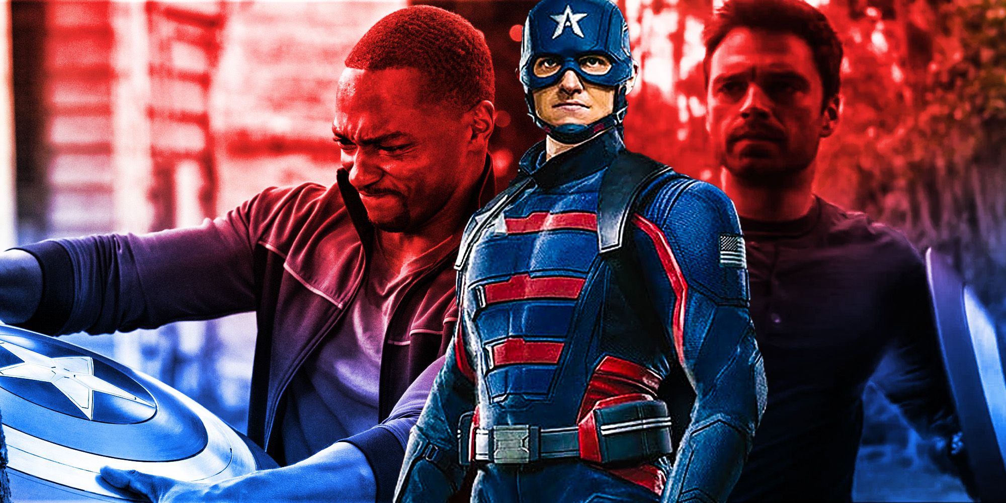 Falcon & Winter Soldier: Bucky & Sam's Disapproval Crushes John Walker