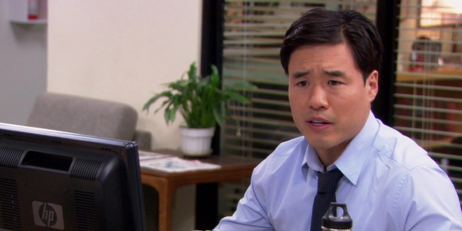 WandaVision's Randall Park Forgot He Played Asian Jim on The Office