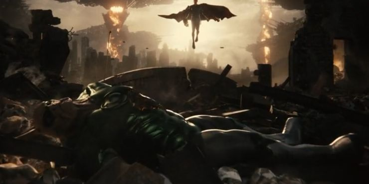 The Two Green Lanterns In Zack Snyder's Justice League Explained