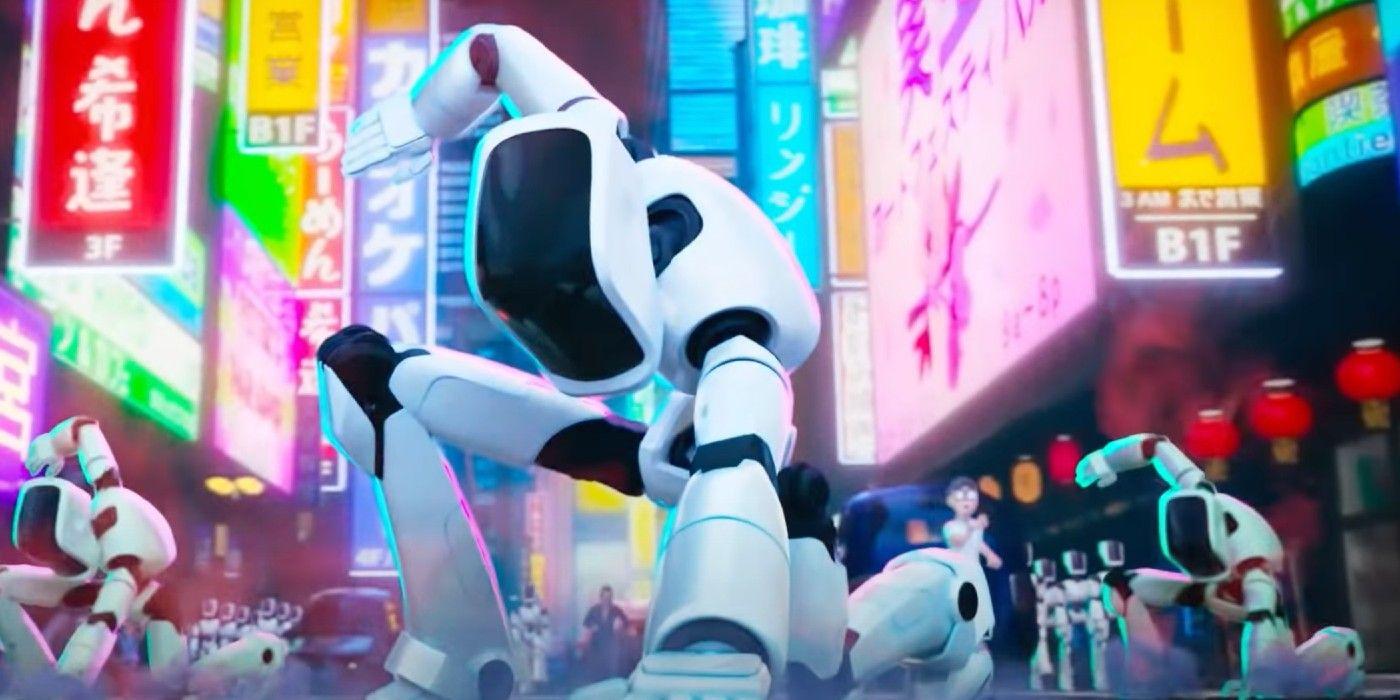 Mitchells vs. Machines Trailer Mocks The Incredibles' Super Family - News Nation USA