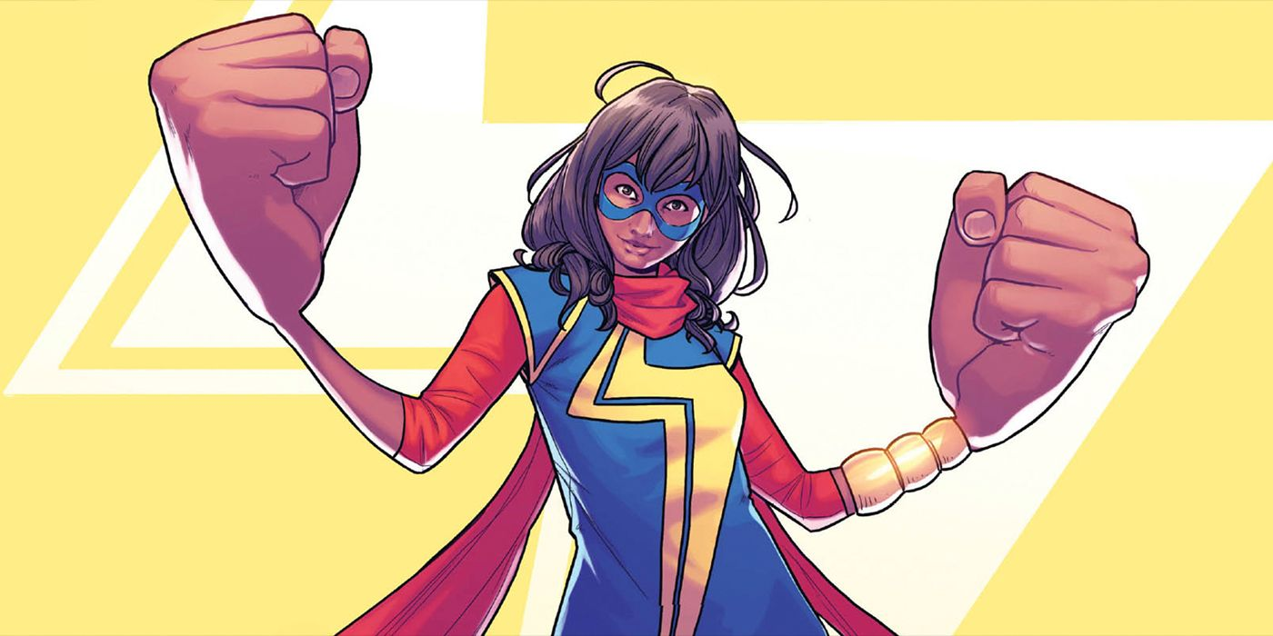 Ms. Marvel Uses Her Powers In New Show Set Photos | Screen Rant
