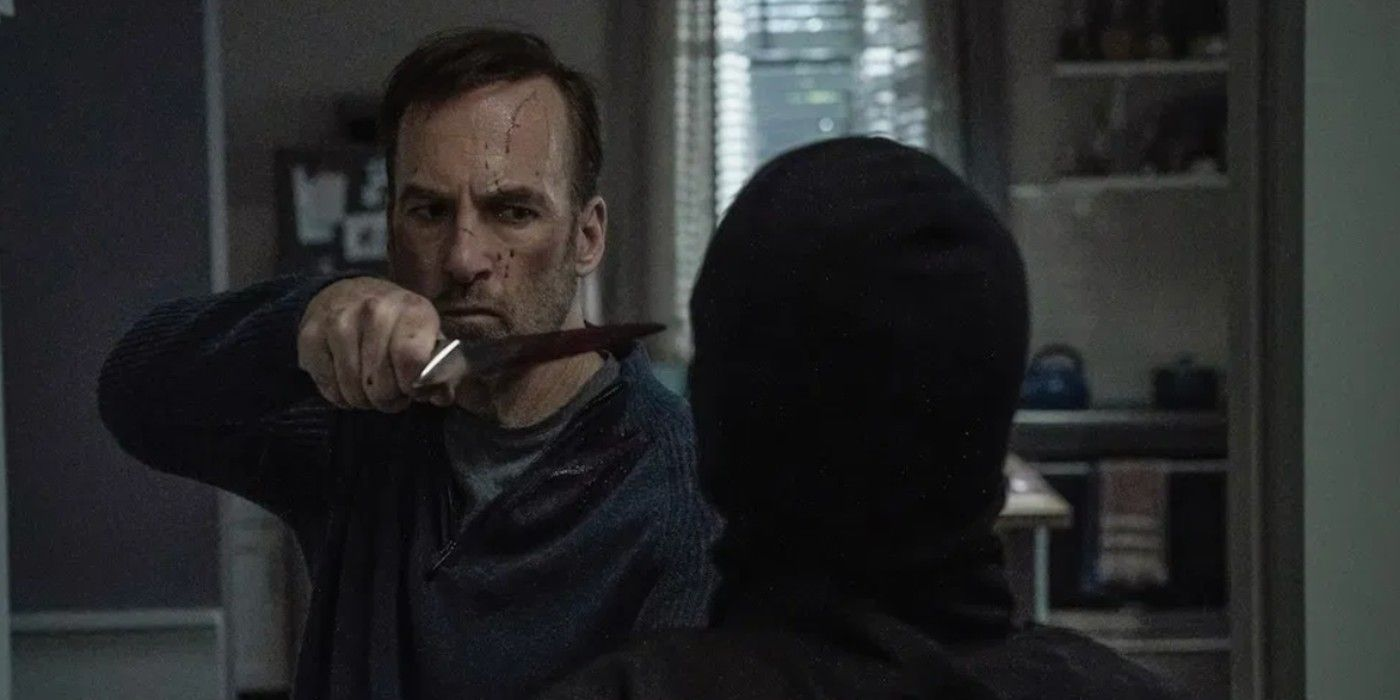 Nobody Movie Images Tease Bob Odenkirk's Violent Fight To Save His Family