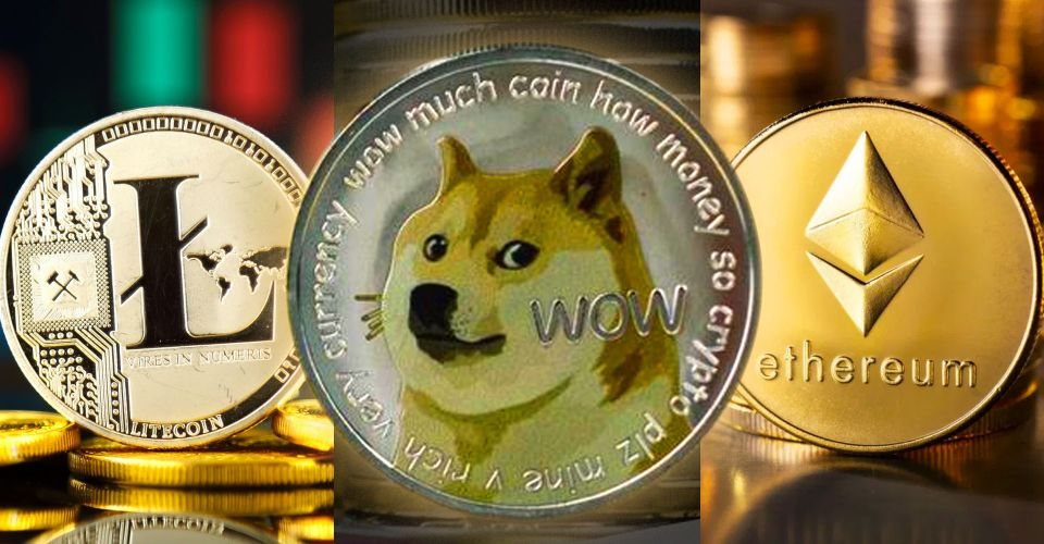 Dogecoin & Other Most important cryptocurrencies of 2021