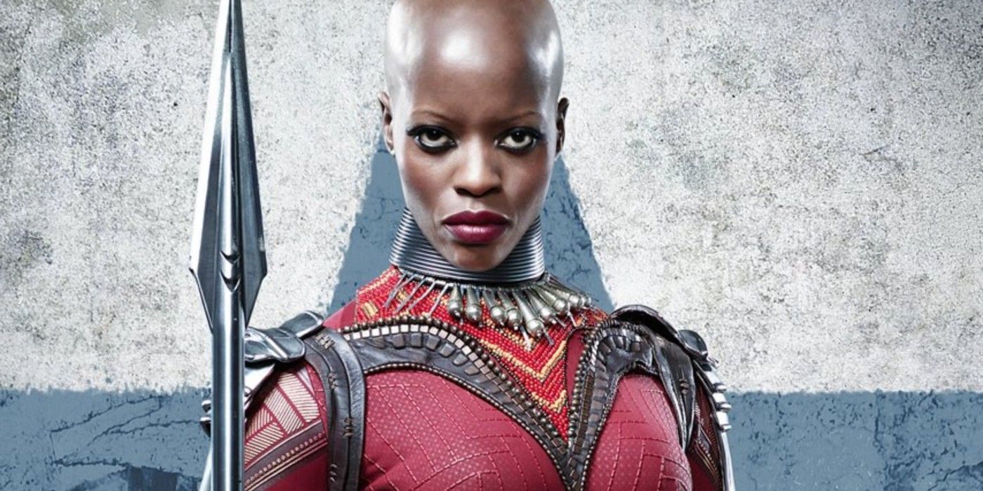 Black Panther's Ayo Gets Her Own Falcon & Winter Soldier Poster
