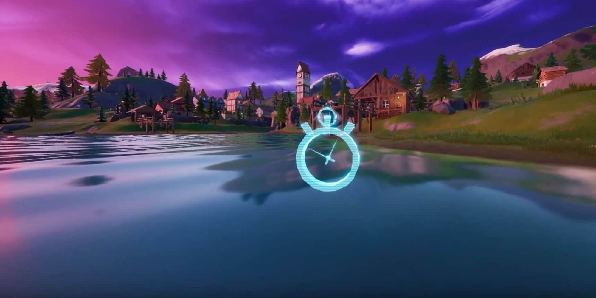 Fortnite Season 6 Time Fortnite How To Complete The Swimming Time Trial At Weeping Woods Or Coral Castle Informone