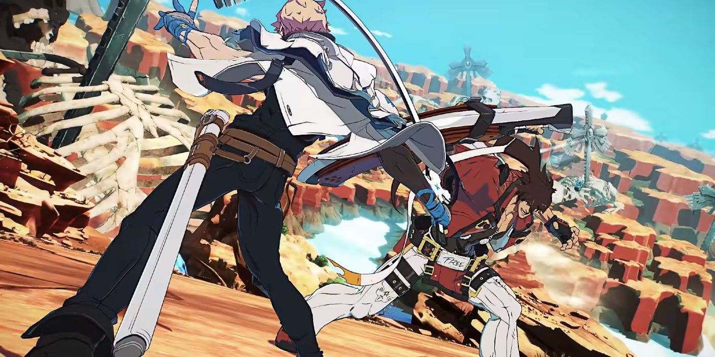 What Guilty Gear Strive's Beta Proved To Other Fighting Games