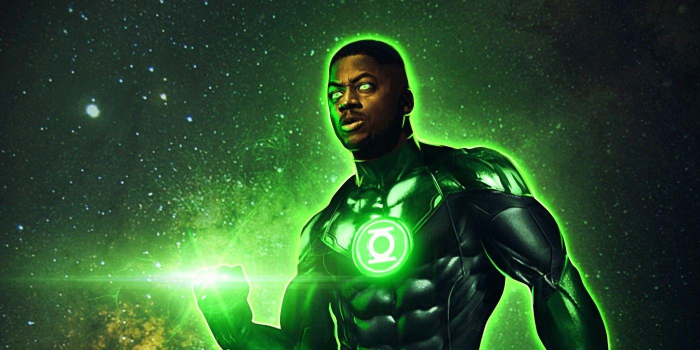 Zack Snyder confirma que lançou o Lanterna Verde de John Stewart na Liga da Justiça 1