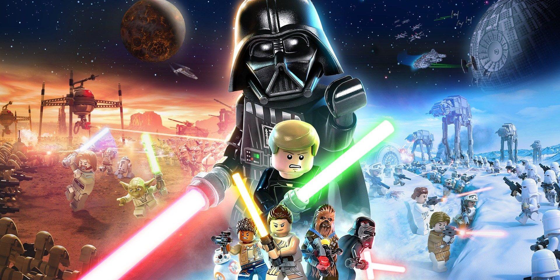 LEGO Skywalker Saga: All LEGO Star Wars Games So Far (Ranked By GameSpot  Score)