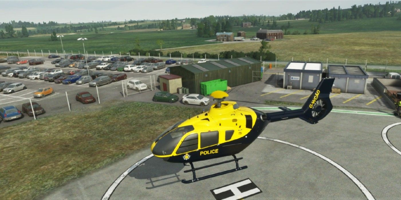 Microsoft Flight Simulator Helicopter Mod Takes Off ...