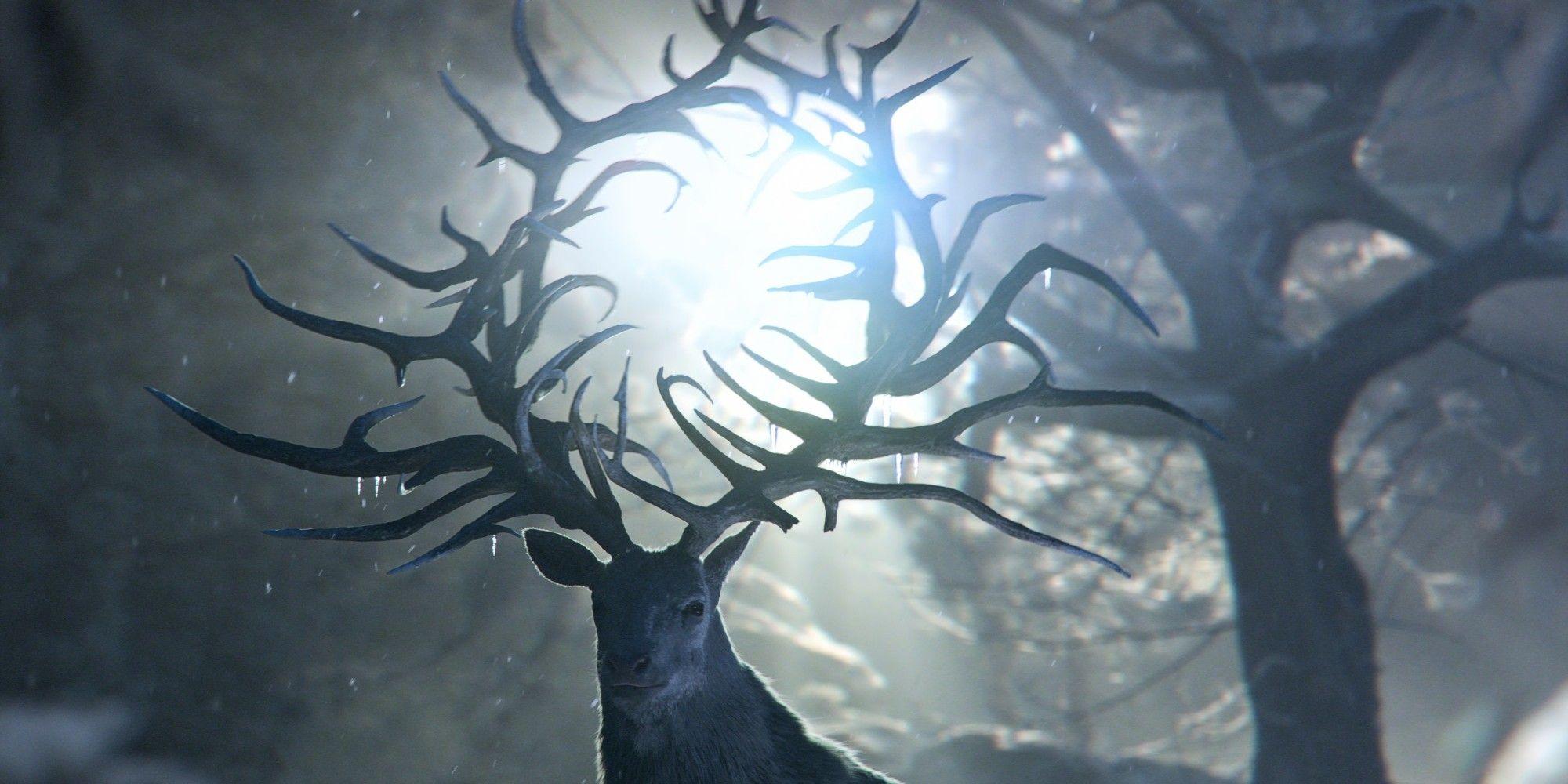 Por que Alina sonha com o cervo em Shadow & Bone 1