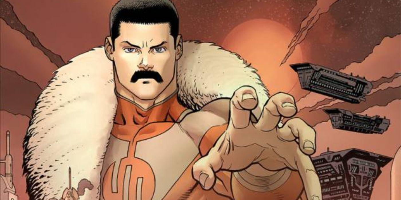 Invencível da Amazon: 'Invincible' dez coisas que só os fãs de quadrinhos sabem sobre o herói 2