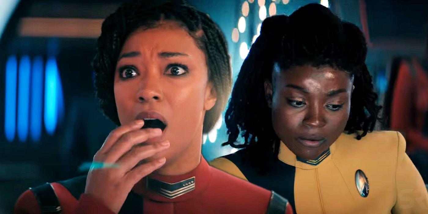 Trek changes star uniform 'Star Trek: