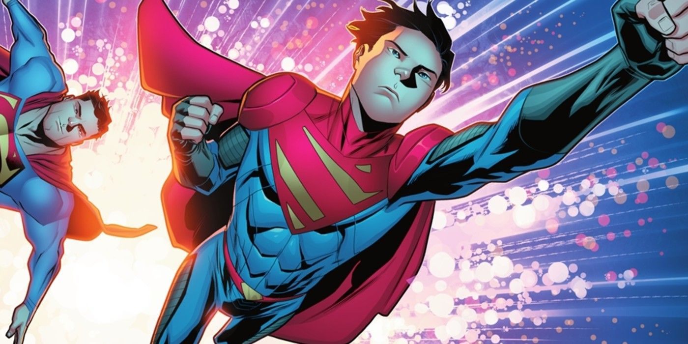 Superman's Current Mission Will Define Superboy's Future As A Hero