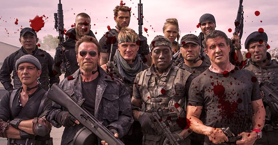 Expendables 4 is currently in the works