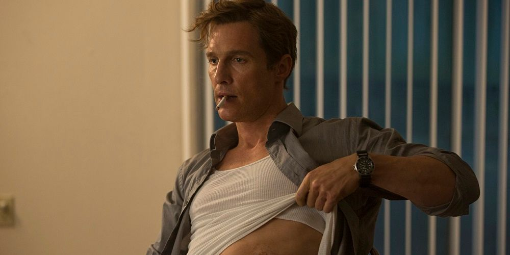 Cohle personality rust True Detective: