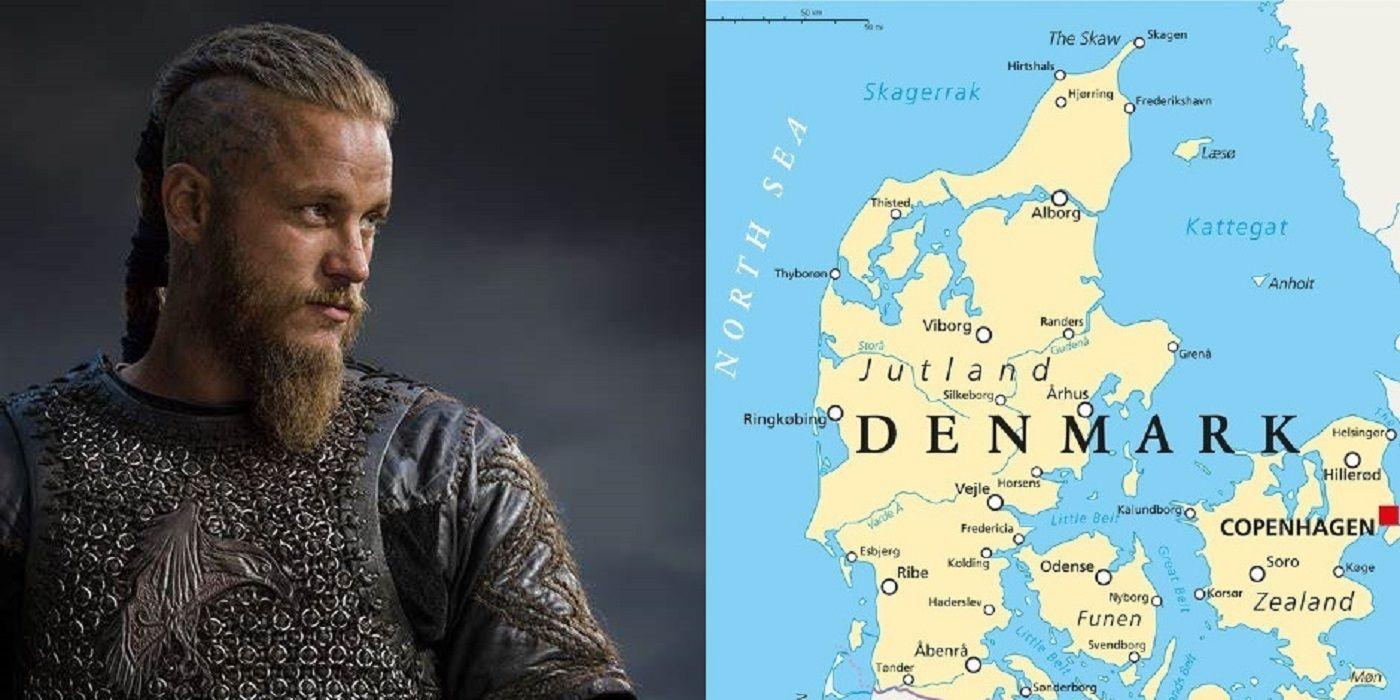 Vikings King Horik Son Erlendur