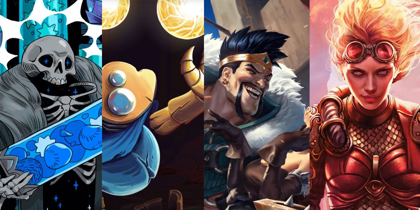 Card-Based Video Games Hearthstone Fans Will Enjoy Playing