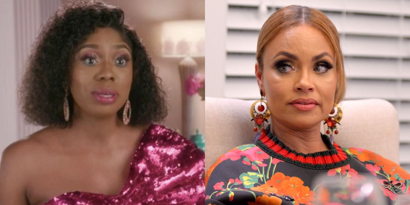 RHOP: All The Signs Of The Gizelle Bryant & Wendy Osefo Fallout