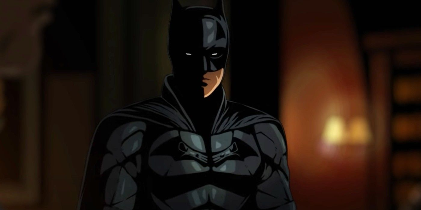 Watch The Batman Trailer Recreated In 2D Animation