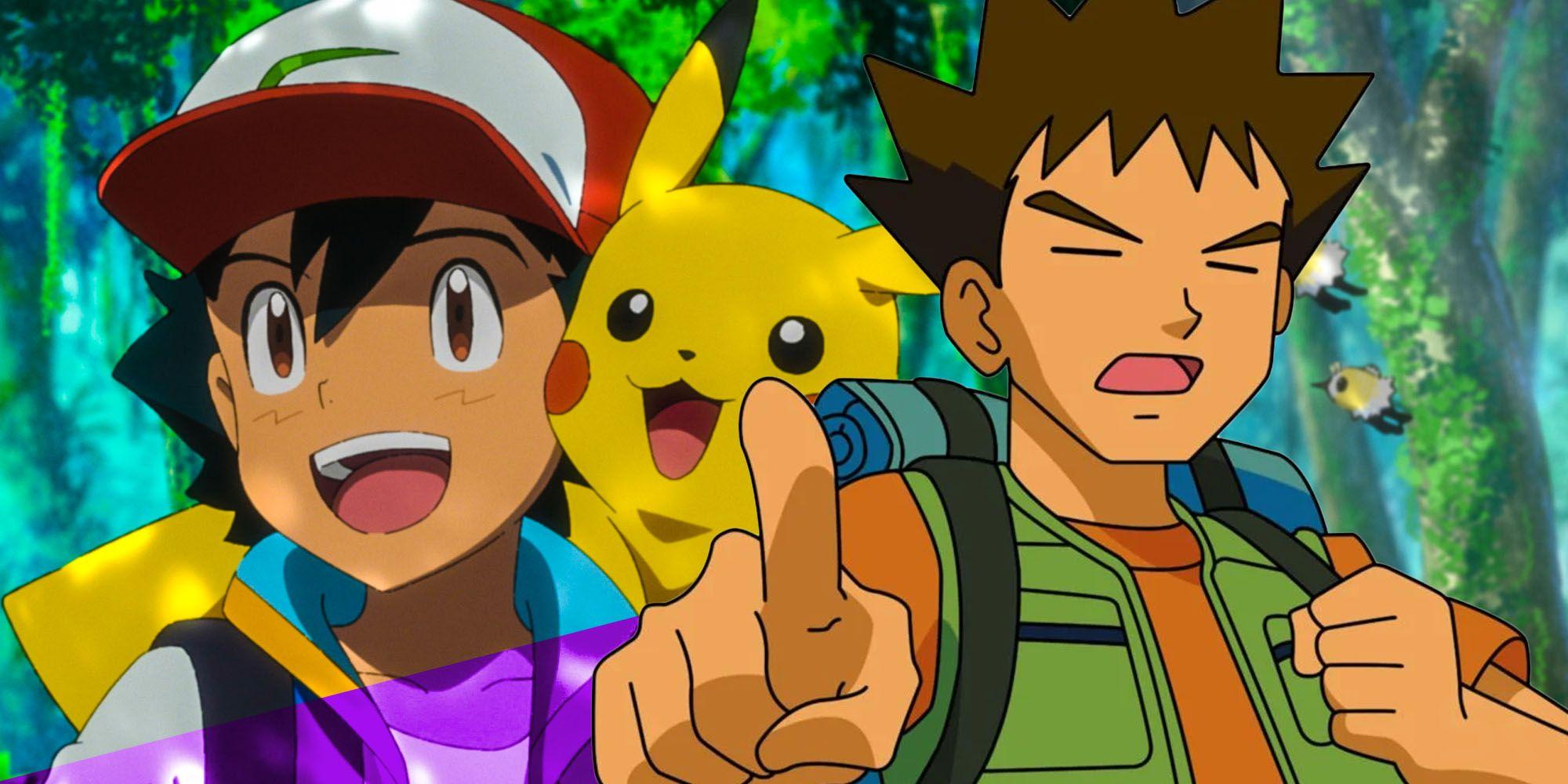Pokémon: Why Brock Left The Anime