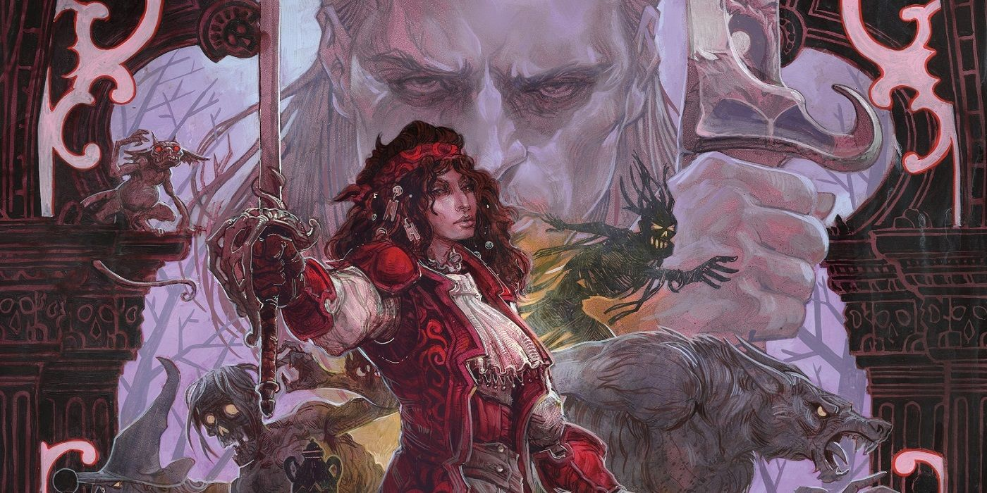 What Dungeons & Dragons' Domains Of Dread Are In 5th Edition D&D