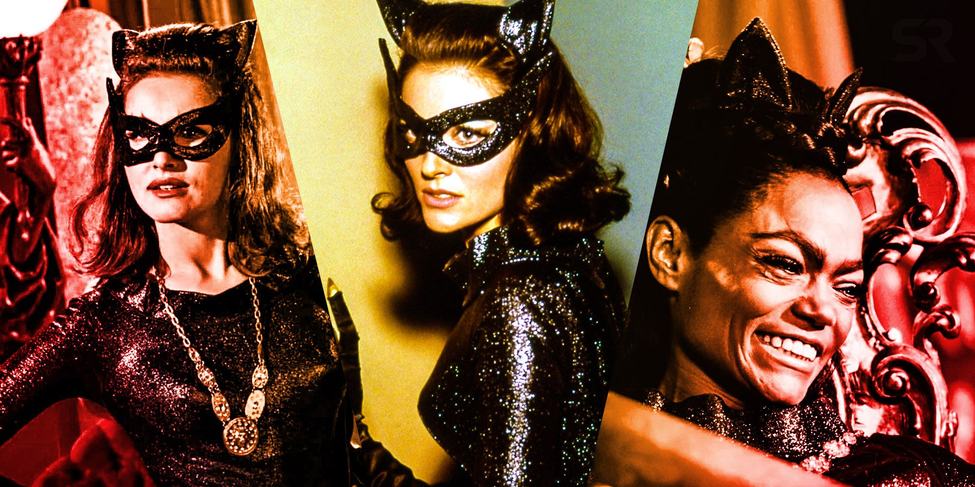 Why The '60s Batman TV Show Had 3 Different Actresses Play Catwoman