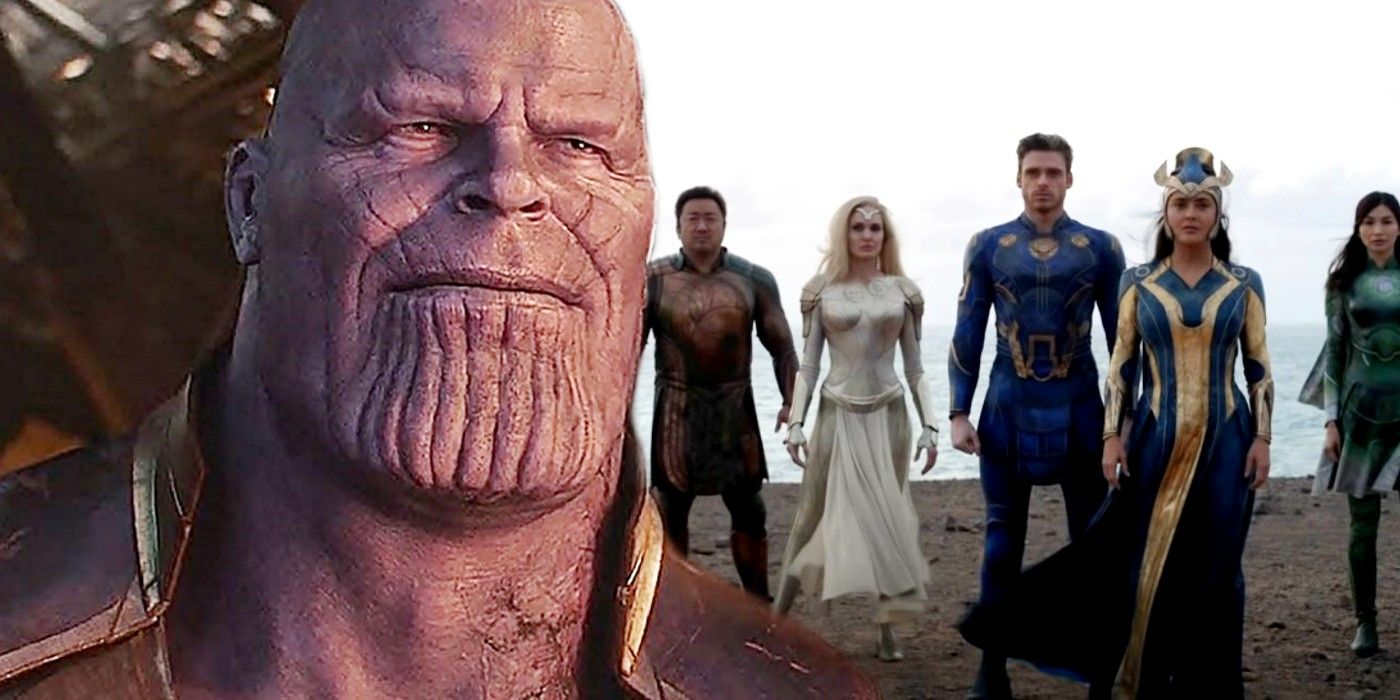 Why The Eternals Didn T Interfere In Infinity War Endgame