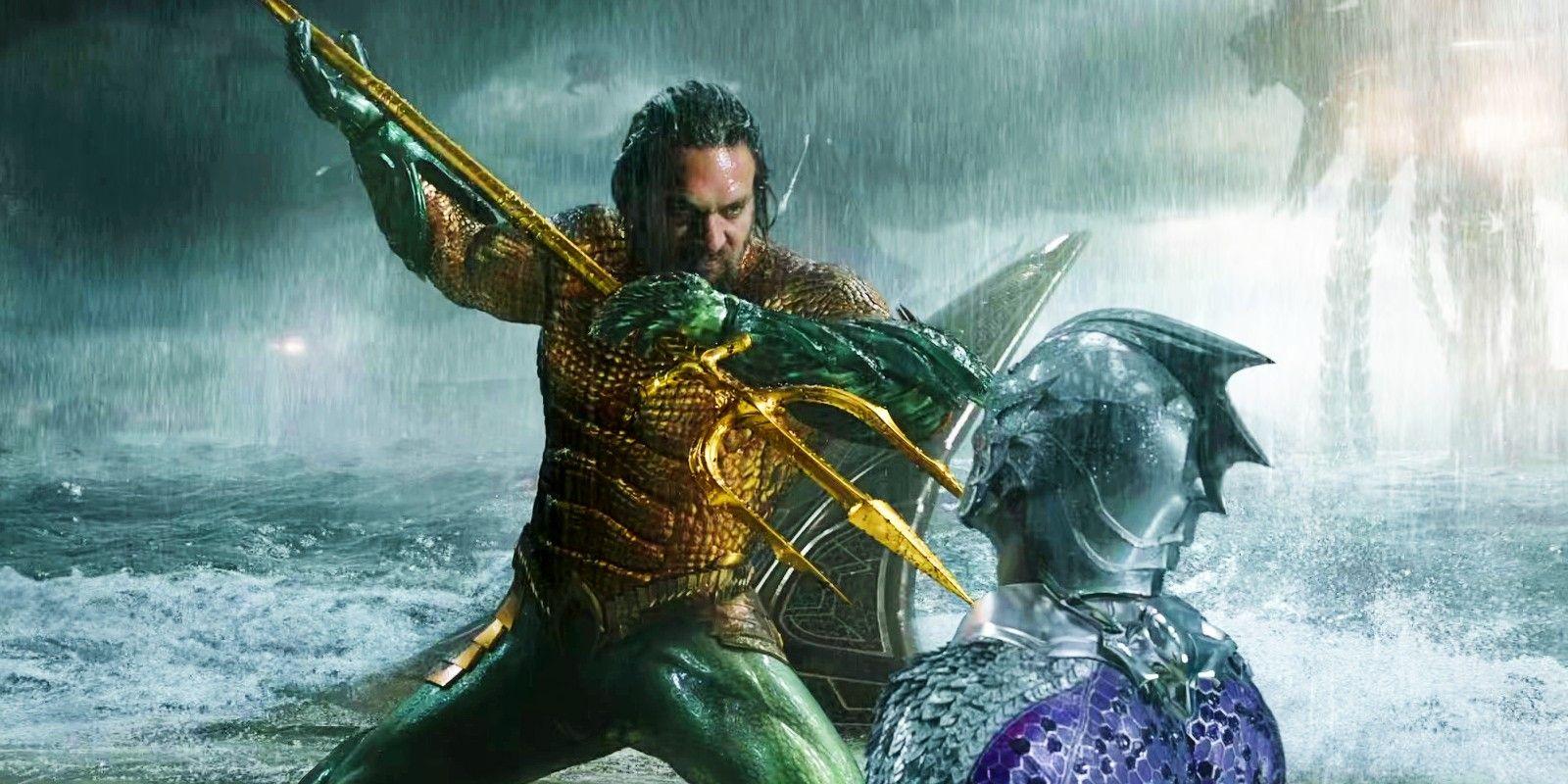 Aquaman 2 Starts Filming in July, Confirms Jason Momoa