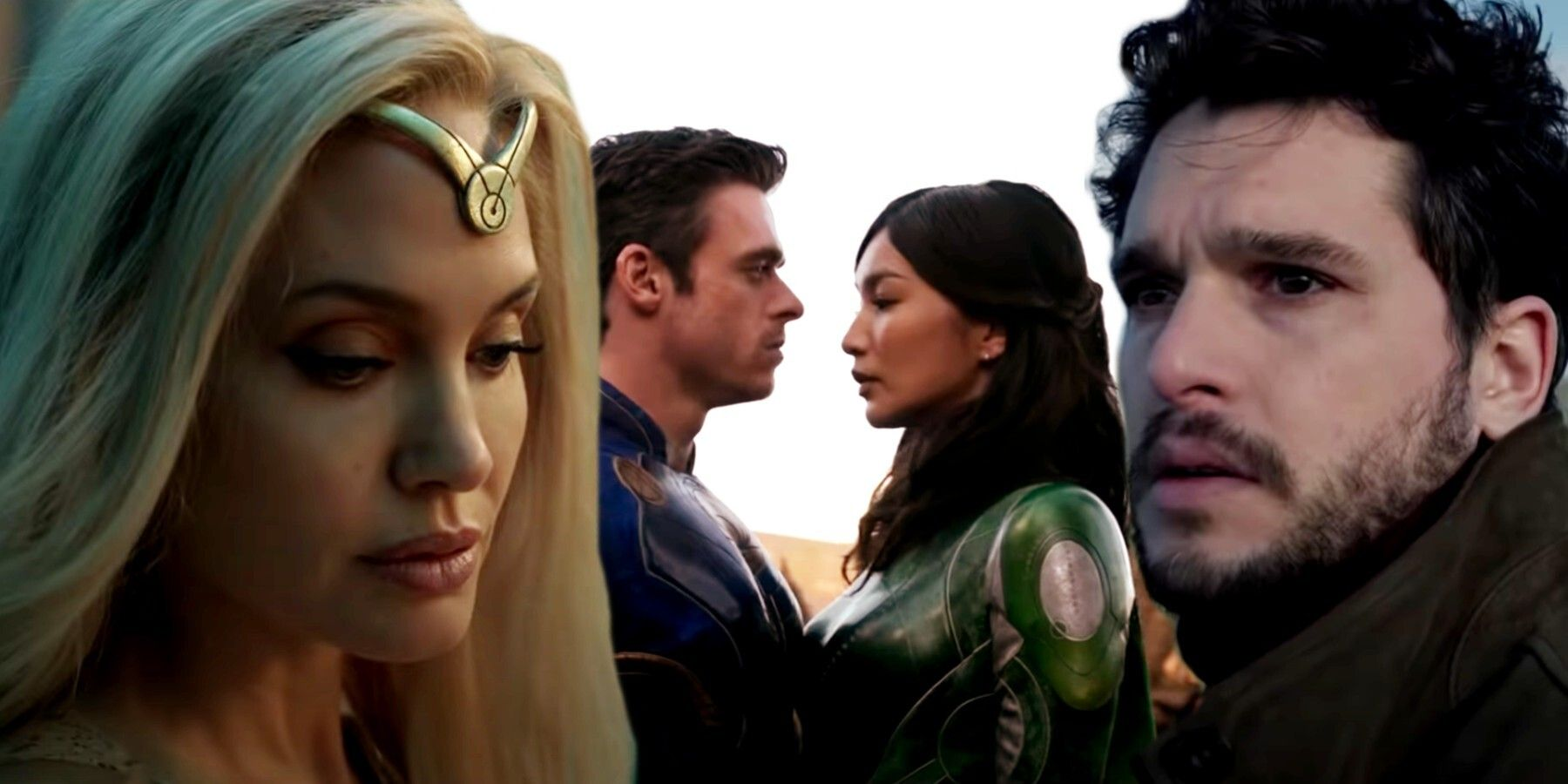 Eternals Trailer Breakdown: 10 Story Details & Marvel Secrets You Missed