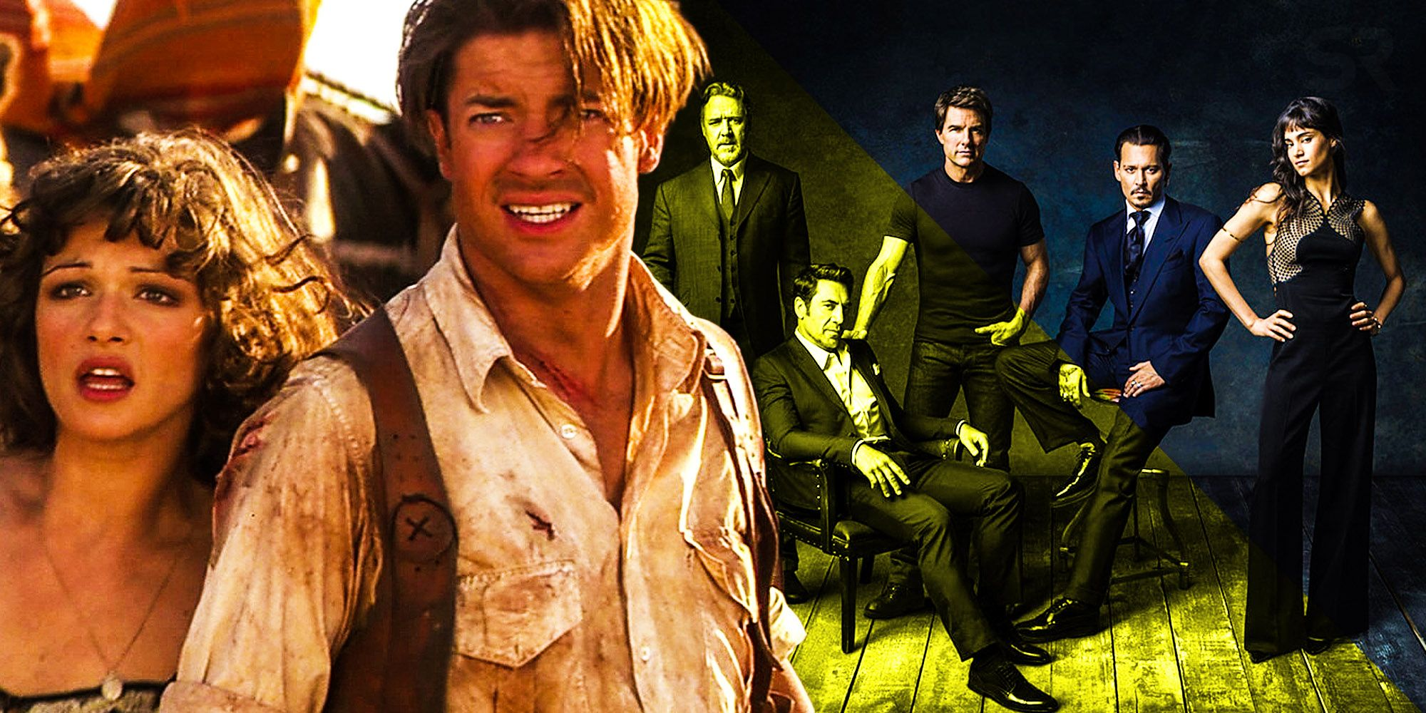 The Mummy 1999 Was The Perfect Template For Universal's Failed Dark Universe