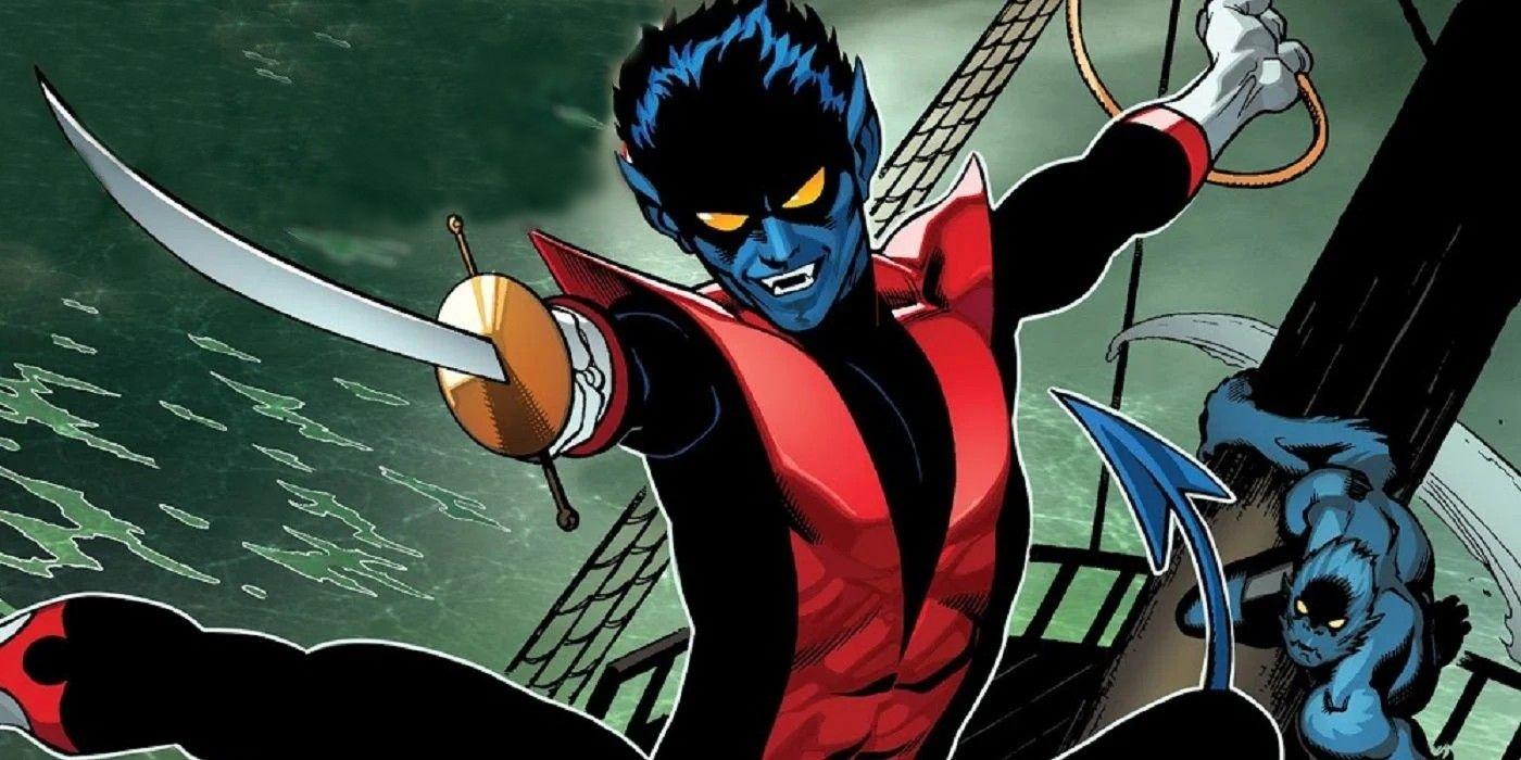 The X-Men's Nightcrawler Has The Craziest Mindscape In Marvel Comics