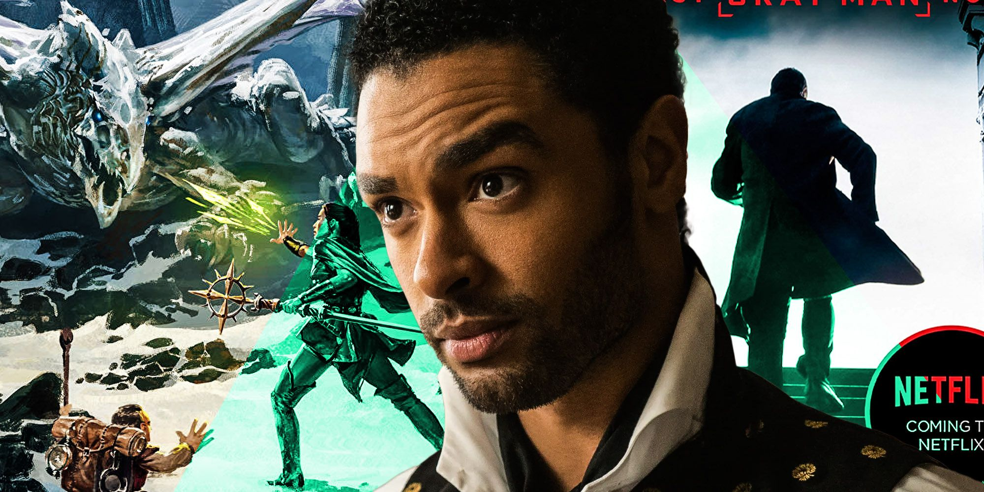 Every Upcoming Regé-Jean Page Movie & TV Show | Screen Rant