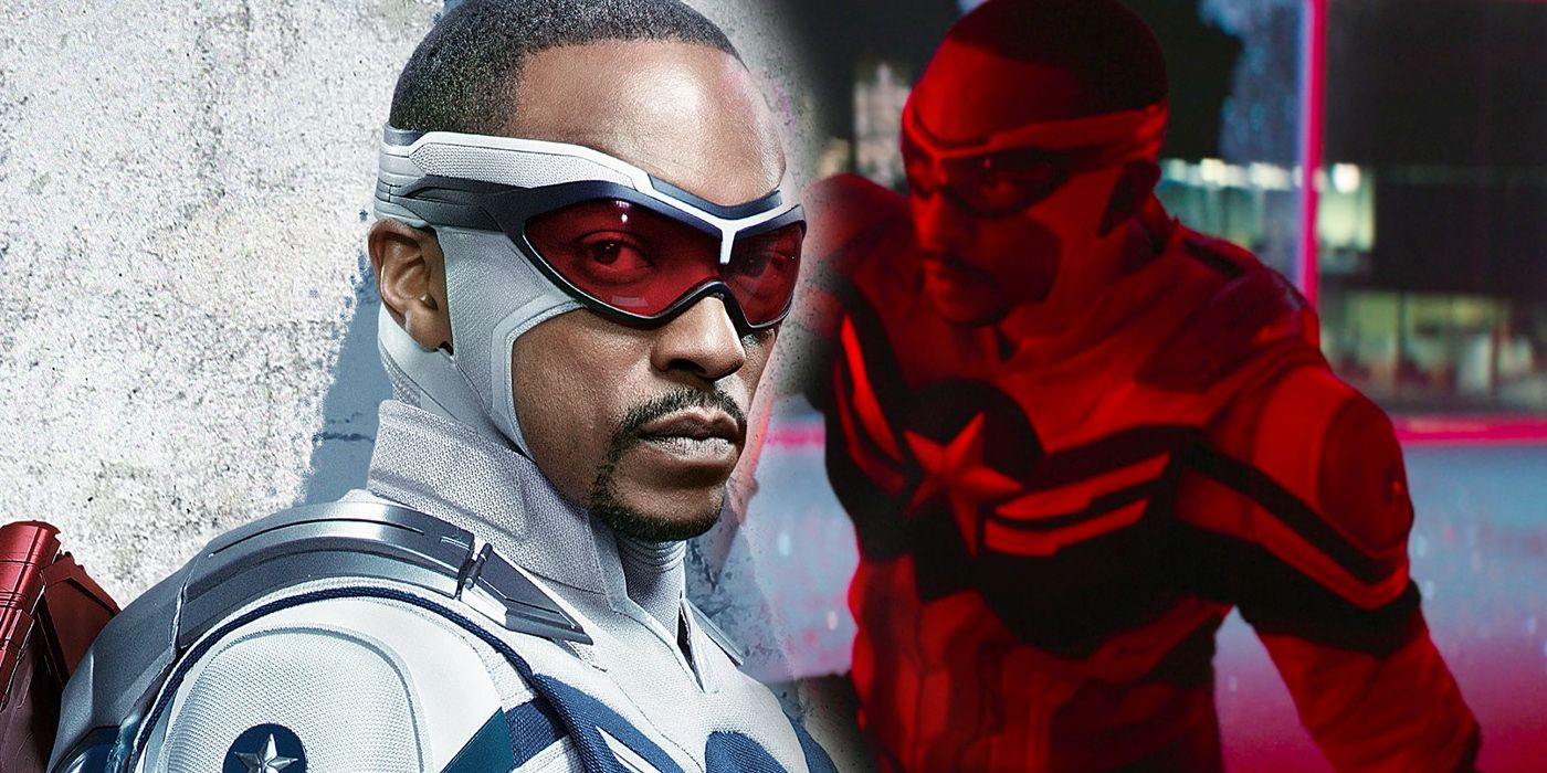 Anthony Mackie Only Really Wants to Play Captain America for 6-8 Years
