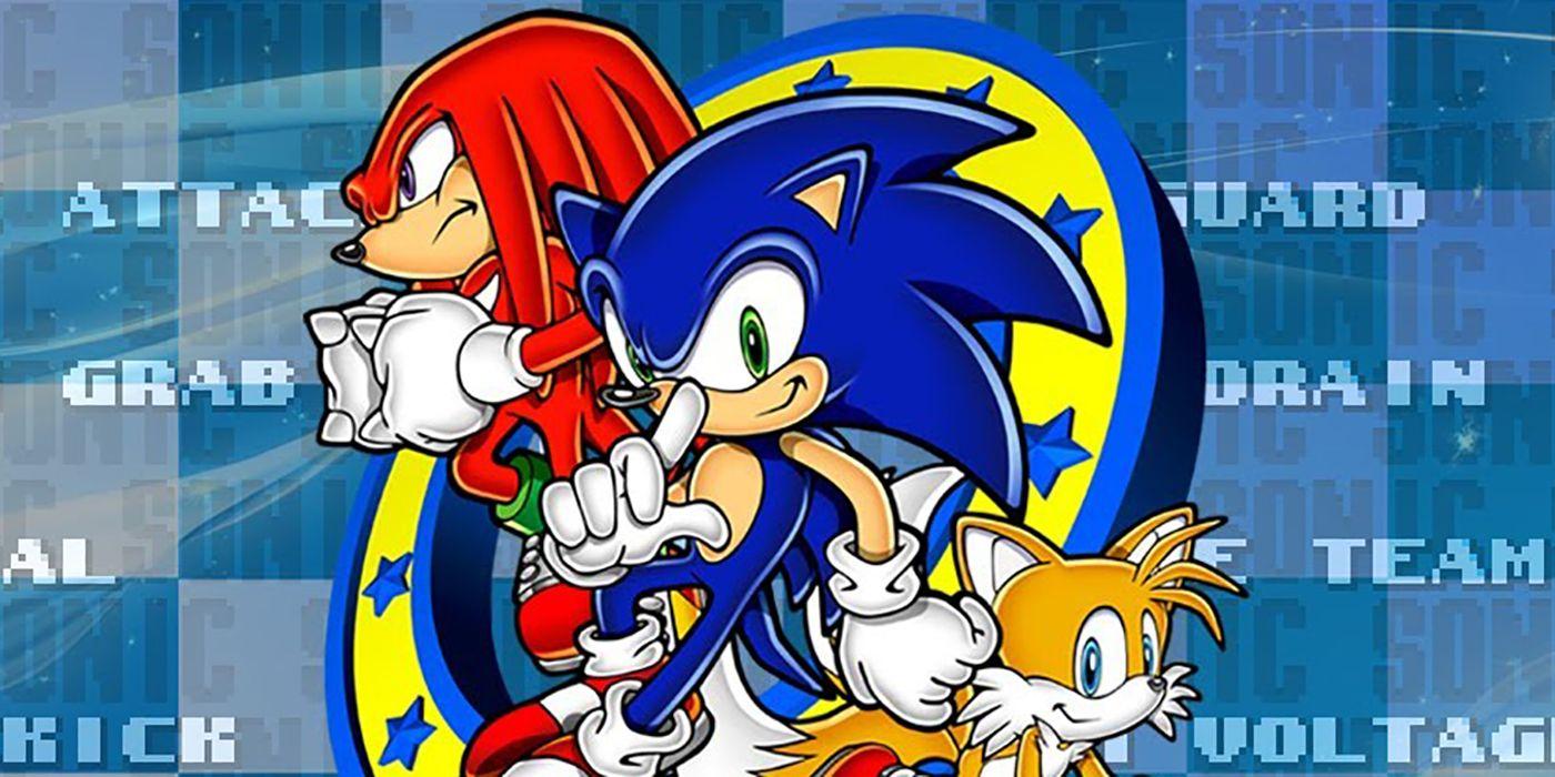 Sinopse do Sonic 2 confirma que Knuckles está trabalhando com Robotnik e História da Esmeralda do Caos 1