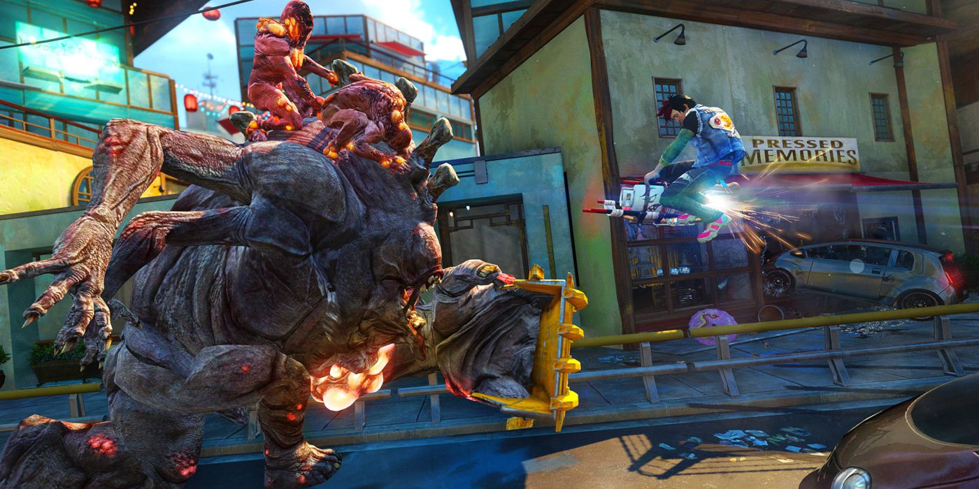 Sunset Overdrive Dev Says There's Nothing Stopping a PlayStation Sequel
