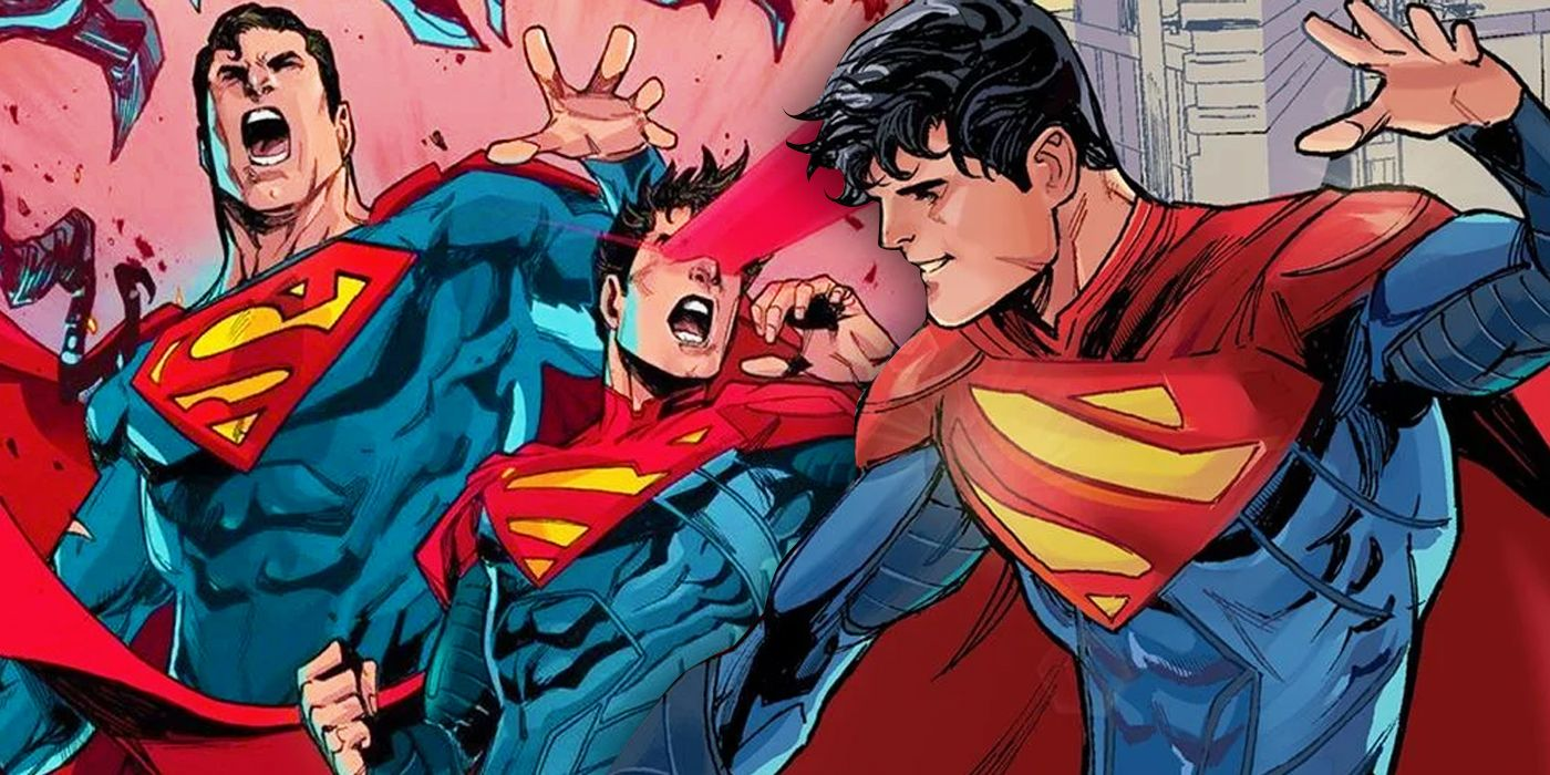 Superboy Just Got a New Power Even Superman Can't Pull Off