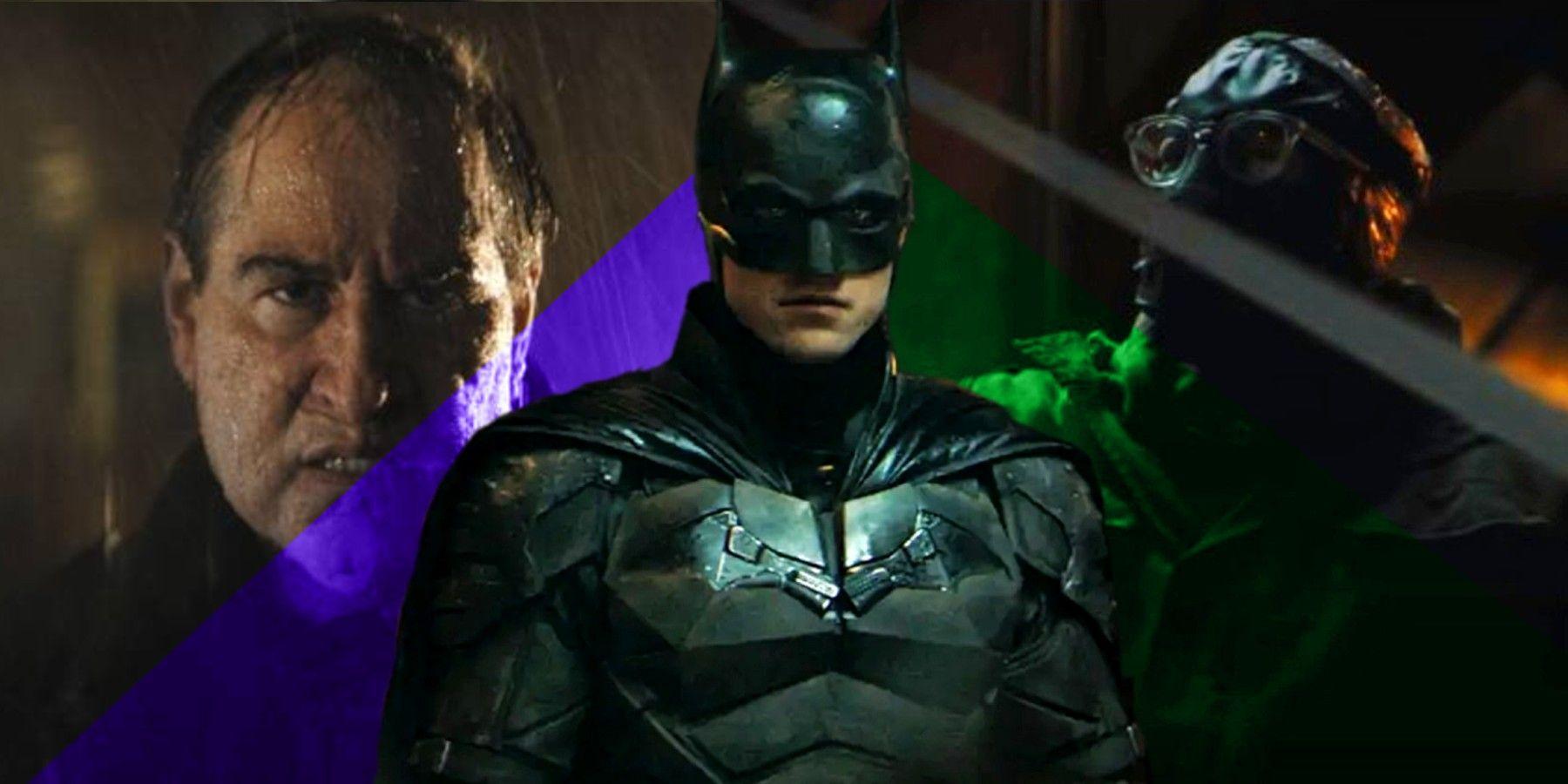 The Batman's Year 2 Setting Risks Creating A Villain Problem