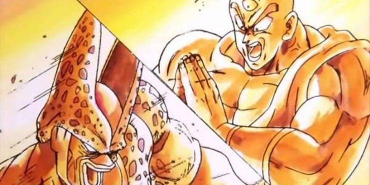 Tien Shinhan Attacks Cell Dragon Ball Z.jpg?q=50&fit=crop&w=740&h=370&dpr=1 - DARLING in the FRANXX Merch