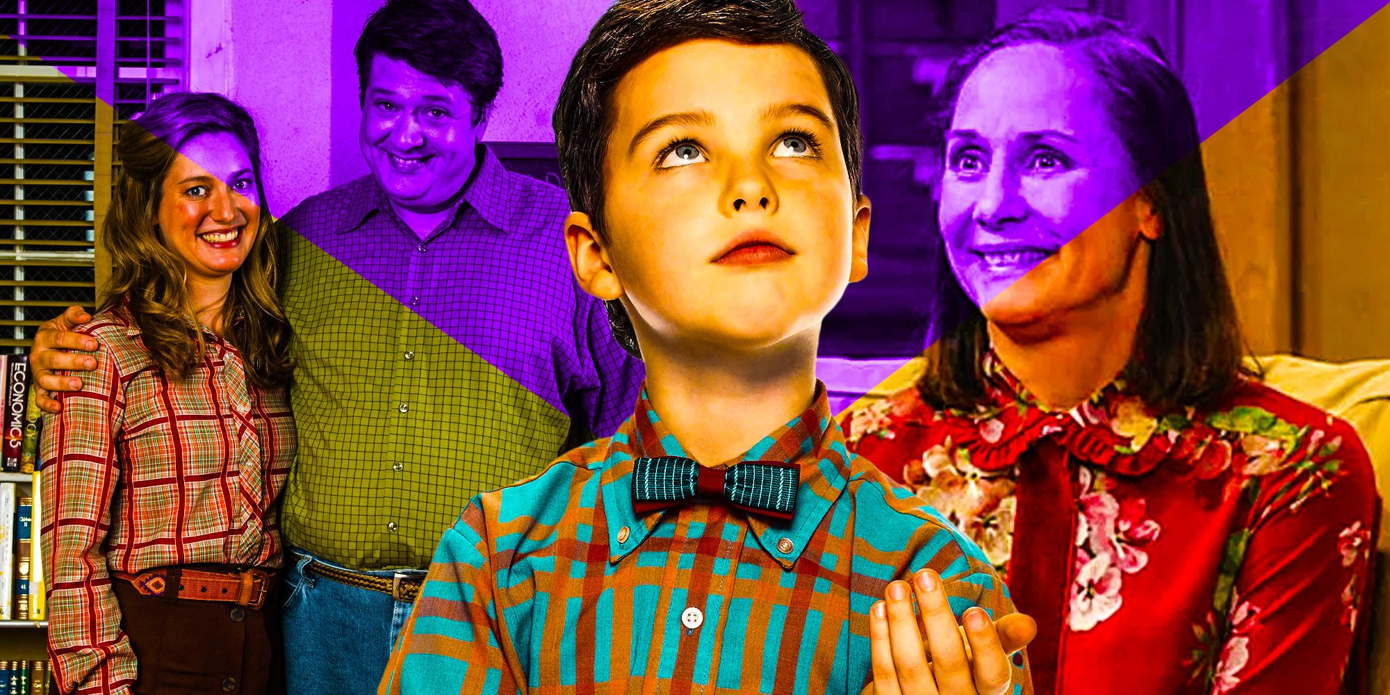 How Young Sheldon Is Avoiding TBBT's Version Of George & Mary's Story