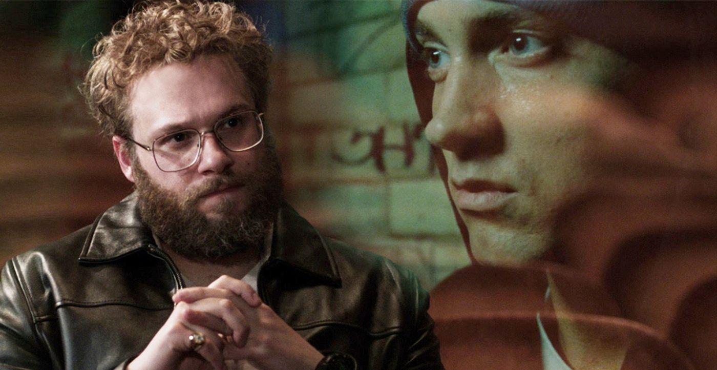 Seth Rogen Recalls His Hilarious 8 Mile Audition With Jason Segel