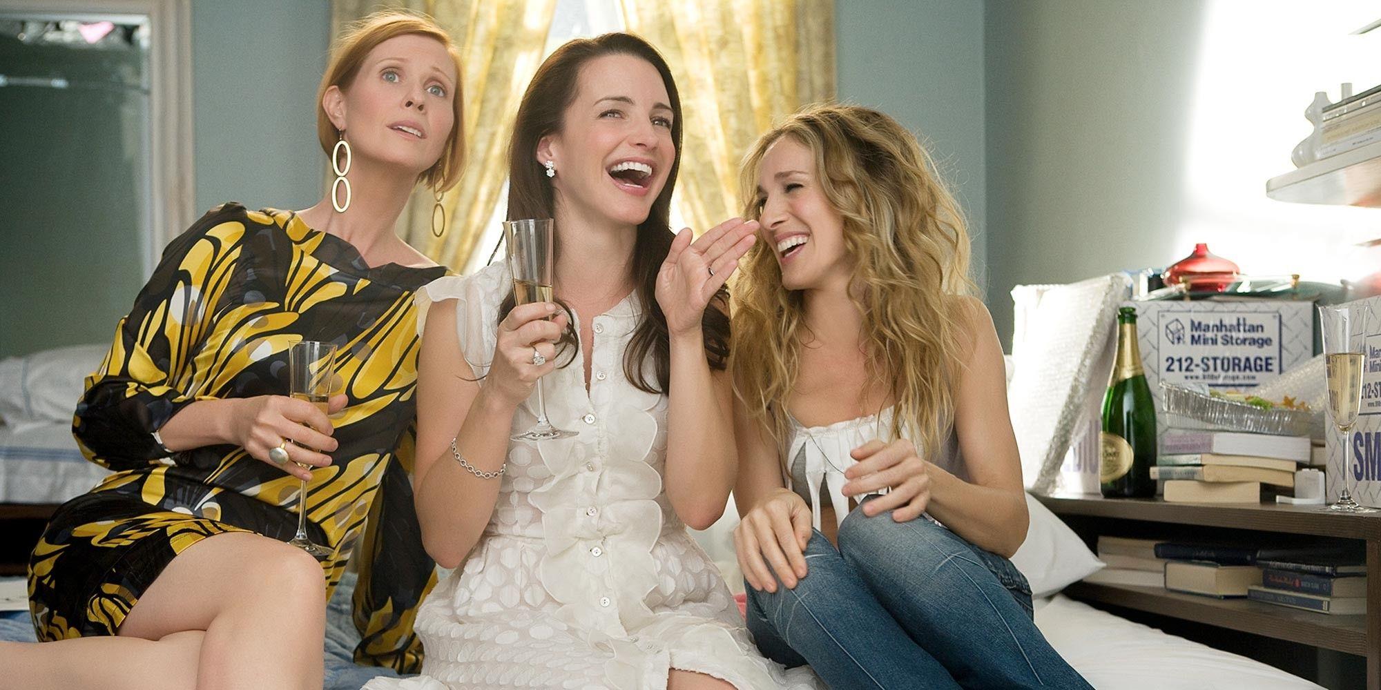 Sex & the City Revival Shoots This Summer, Casts Grey's Anatomy's Sara Ramírez