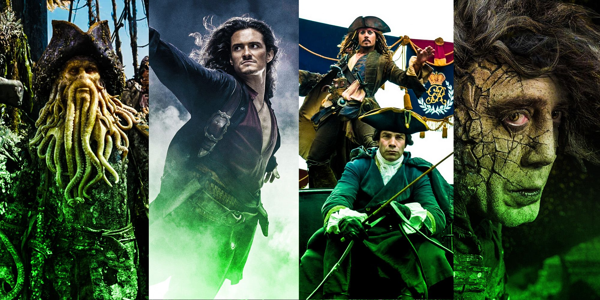 Where Each Pirates Of The Caribbean Sequel Went Wrong
