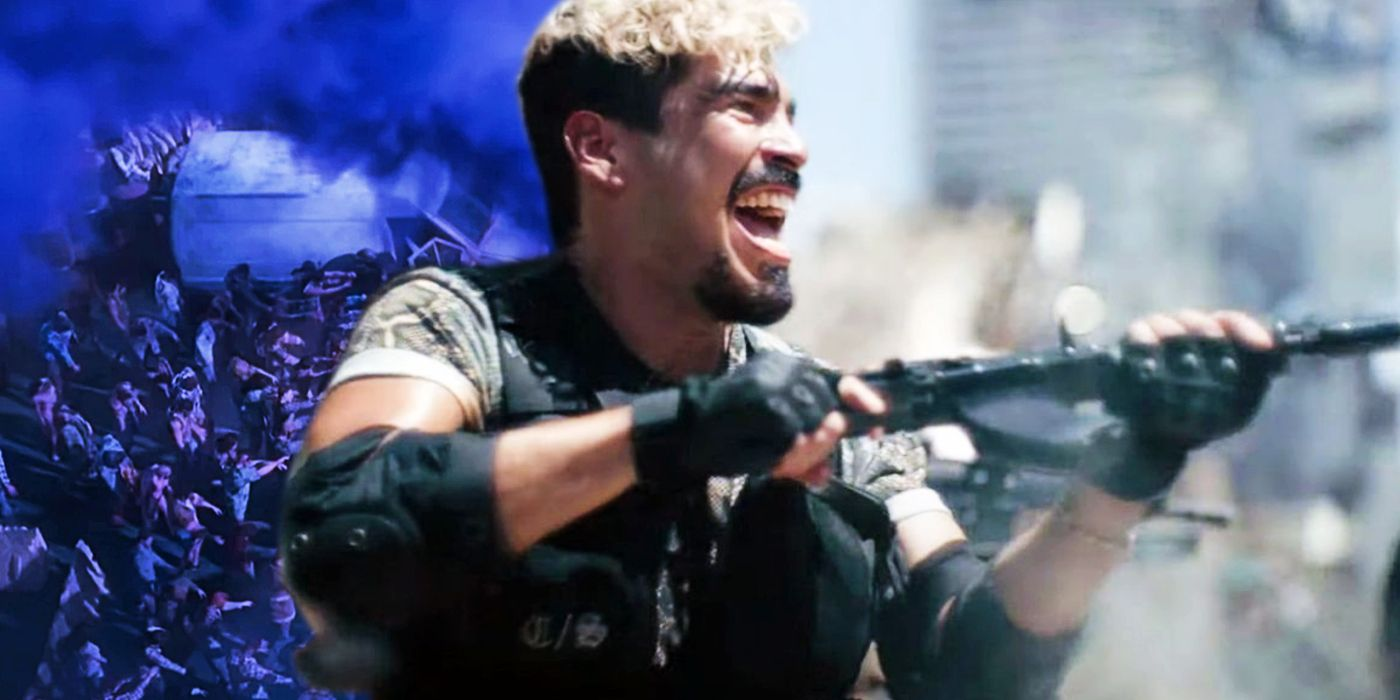 How Army of the Dead's YouTuber Modernizes Zombie Movie Social Commentary