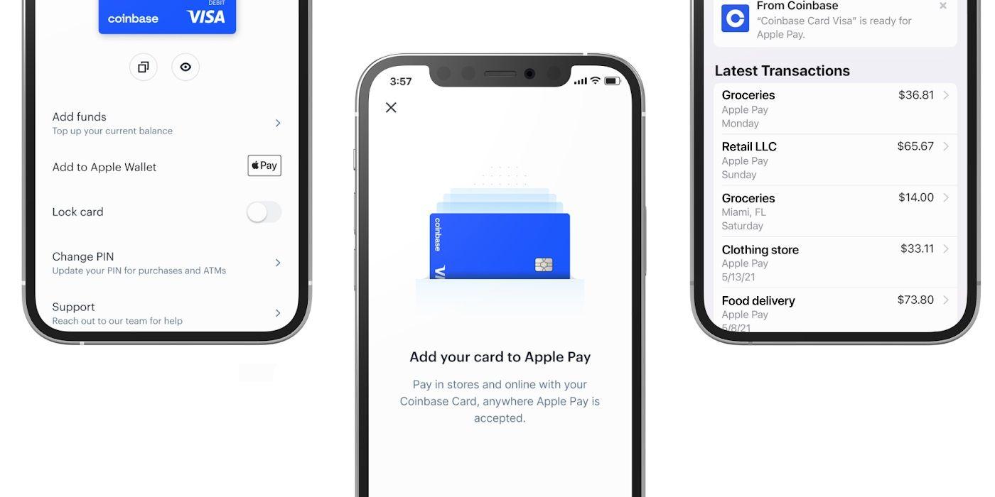coinbase card recensioni