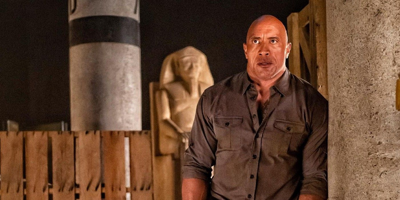 Dwayne Johnson Teases Red Notice Release Date With New Images