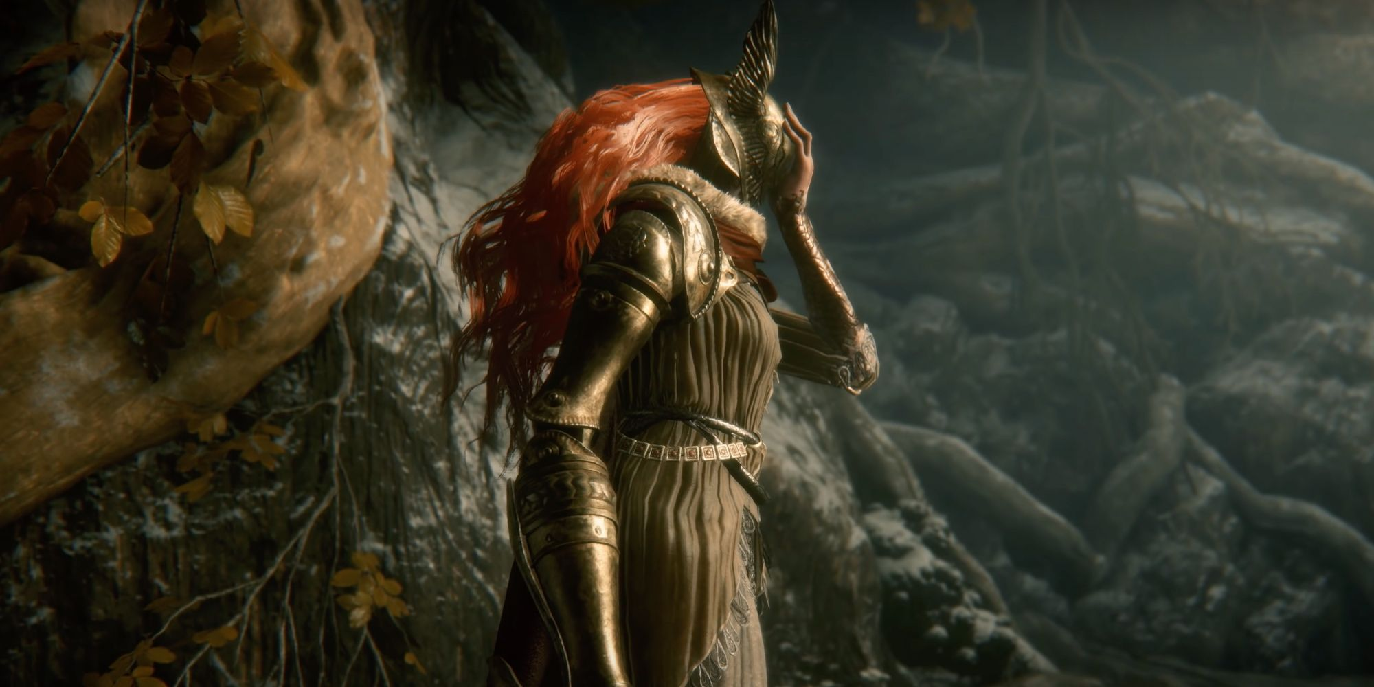 Elden Ring's Red-Haired Character Is A Boss, Apparently