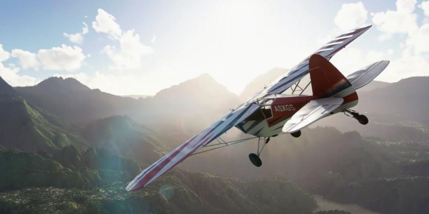 Flight Simulator Adds Nordic Countries Sweden, Demark, Norway, & Iceland