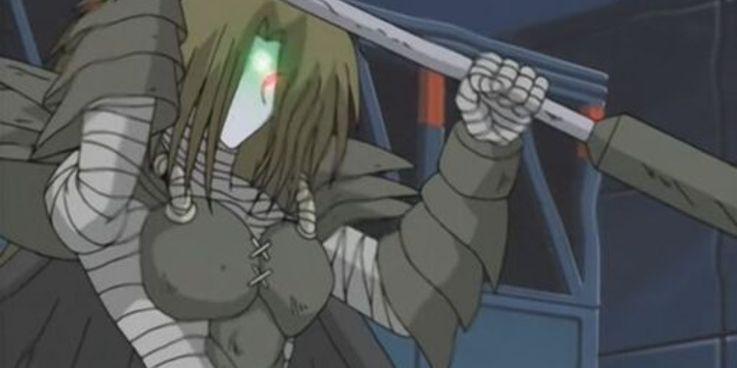 Yu-Gi-Oh! Guardian Dreadscythe